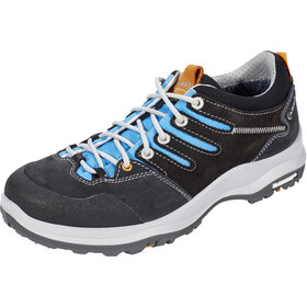 AKU Montera Low GTX Shoes Damen dark grey/light blue